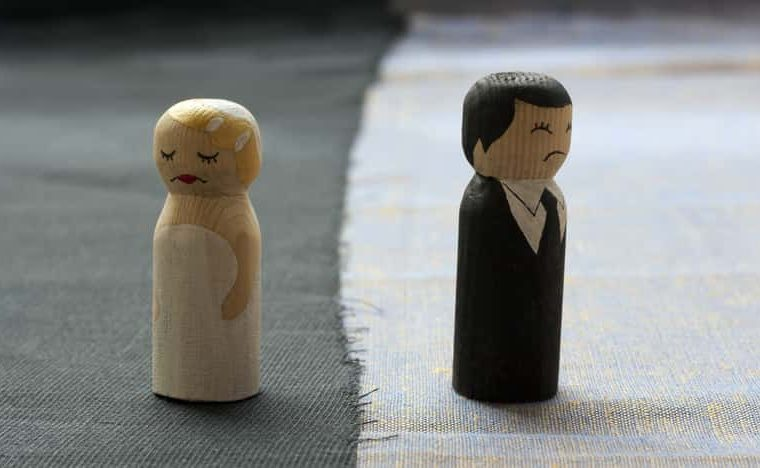 A Divorce