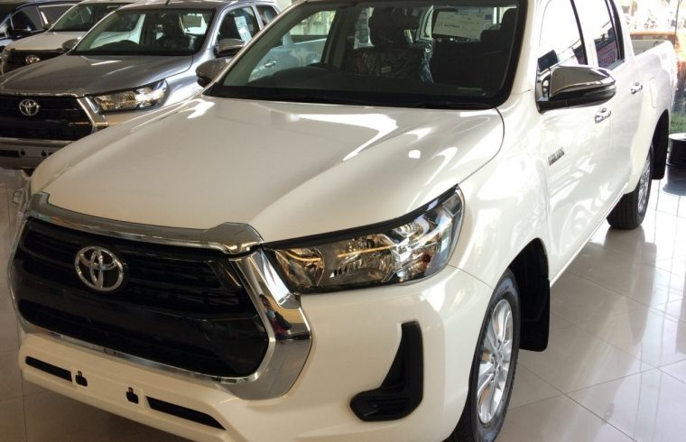 Toyota HiLux ready for sale